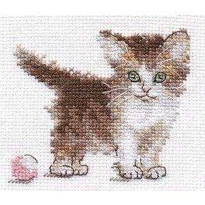 Alisa Alisa borduurpakket Little Kitty al-00-169