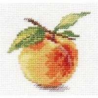 Alisa borduurpakket Peach al-00-175