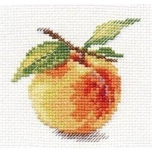 Alisa Alisa borduurpakket Peach al-00-175