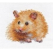Alisa borduurpakket Hamster al-00-174