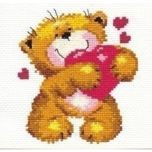 Alisa Alisa borduurpakket For You... 00-005