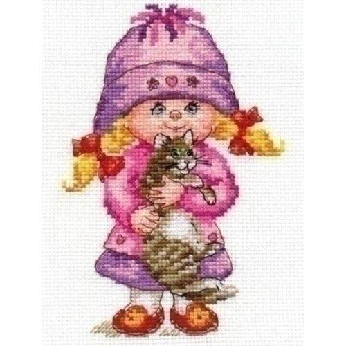 Alisa Alisa borduurpakket Dashenka 00-064