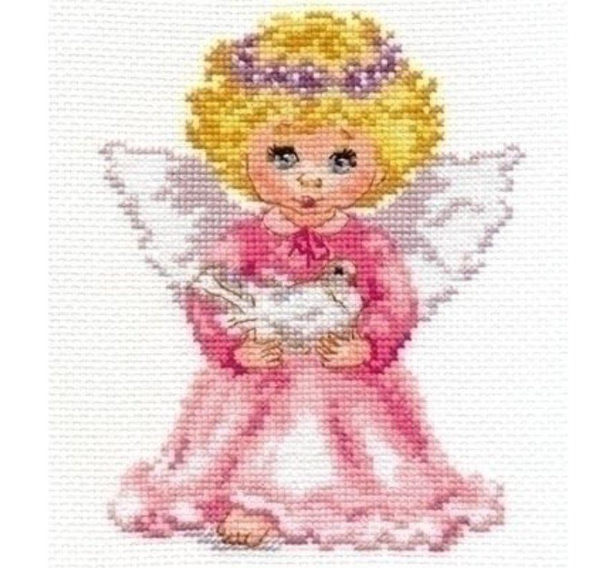 Alisa borduurpakket Little Angel 00-065