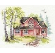 Alisa borduurpakket May House 03-019