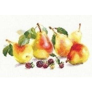 Alisa Alisa borduurpakket Pears 05-016