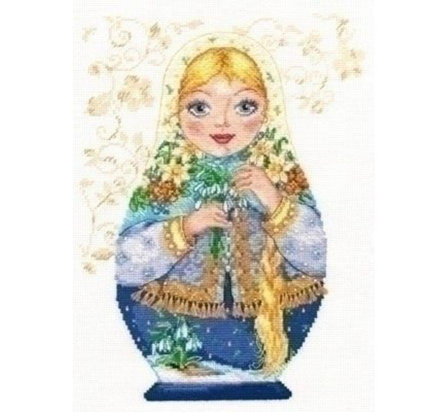Alisa Matreshki Spring Beauty 06-004