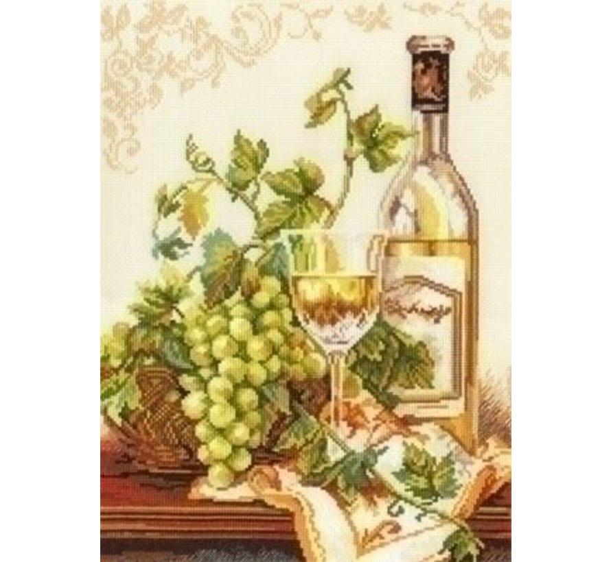 Alisa borduurpakket Chardonnay 05-008