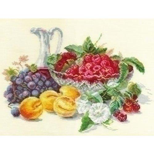 Alisa Alisa Apricots and Raspberries 05-010