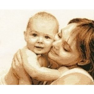 Alisa Alisa borduurpakket My Baby 04-013