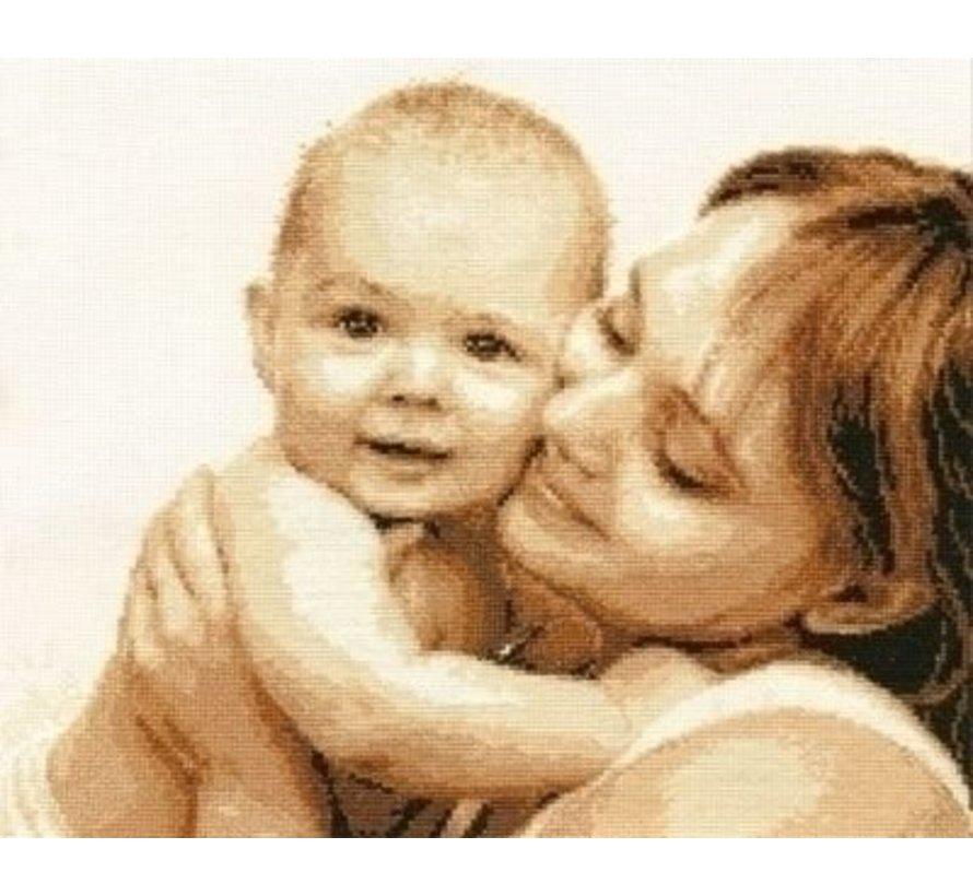 Alisa borduurpakket My Baby 04-013