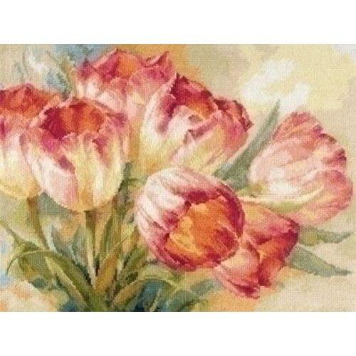 Alisa Alisa borduurpakket Tulips 02-029