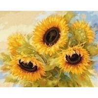 Alisa borduurpakket Sunflower Dreams 02-030