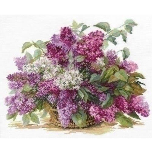 Alisa Alisa borduurpakket Lilac 02-022