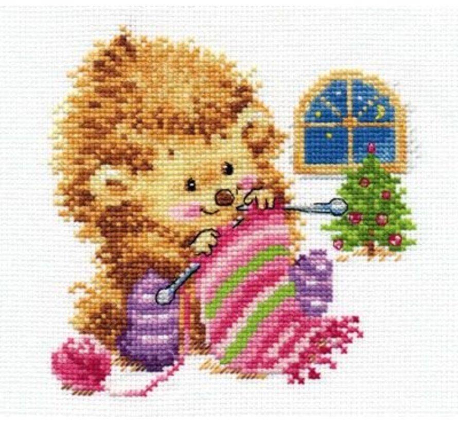 Alisa I won't tell for whom I knit 00-120