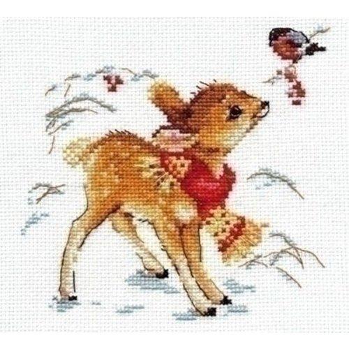 Alisa Alisa Little deer 00-100