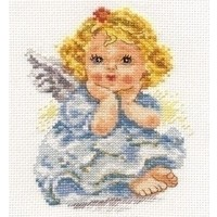Alisa borduurpakket Angel of Dream 00-094