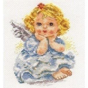 Alisa Alisa borduurpakket Angel of Dream 00-094