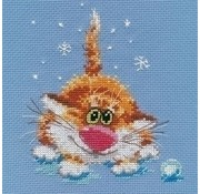 Alisa borduurpakket The First Snow 00-085