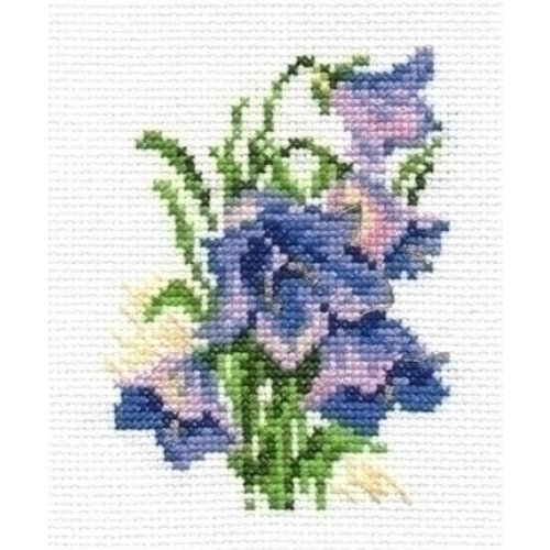 Alisa Alisa borduurpakket Bluebells 00-079
