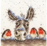 Bothy Threads Bothy Threads Christmas Donkey xhd39