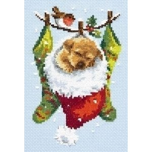 Chudo Igla Borduurpakket Christmas dreams ci-019-028