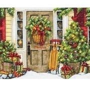 Dimensions Home for the Holidays 0174361