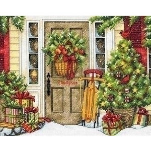 Dimensions Dimensions Home for the Holidays 0174361
