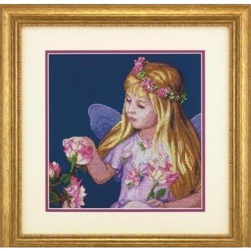 Dimensions Dimensions borduurpakket Rose Fairy 0174375
