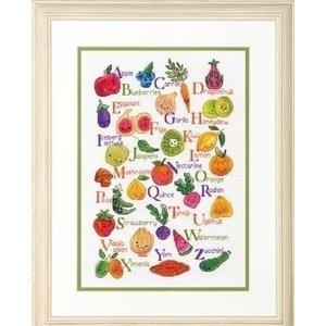 Dimensions Dimensions borduurpakket Fruit and Feggies 0178118