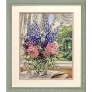 Dimensions Dimensions Peonies and Delphiniums 35257