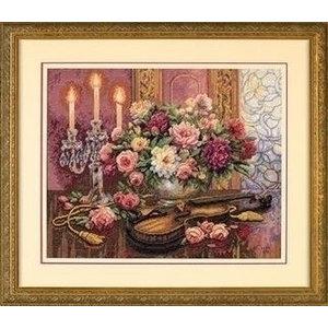 Dimensions Dimensions Borduurpakket Romantic Floral 35185