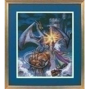 Dimensions Dimensions Magnificent Wizard 35080