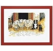 Eva Rosenstand Eva Rosenstand Sheep and dog 94-107