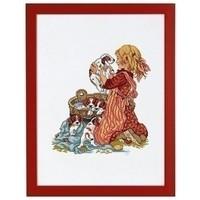 Eva Rosenstand Girl with a Poppy 14-078