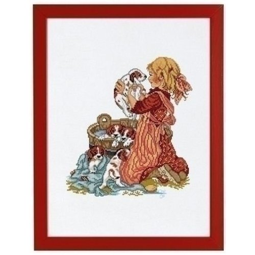 Eva Rosenstand Eva Rosenstand Girl with a Poppy 14-078