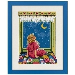 Eva Rosenstand Eva Rosenstand Girl looking for stars 14-142