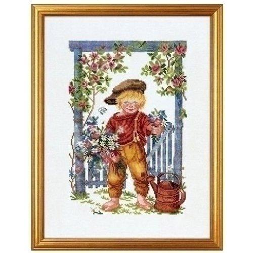 Eva Rosenstand Eva Rosenstand Boy with watering can 12-989