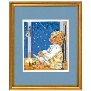 Eva Rosenstand Eva Rosenstand Boy looking for stars 94-059