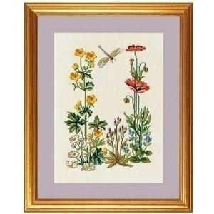 Eva Rosenstand Eva Rosenstand Boterbloemen en klaprozen 14-043