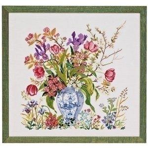 Eva Rosenstand Eva Rosenstand borduurpakket Tulpen 14-357