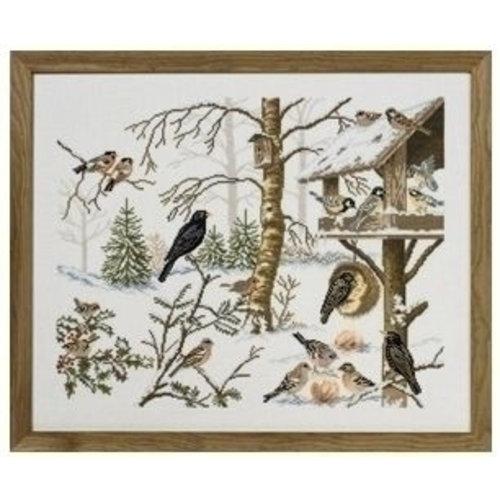 Eva Rosenstand Eva Rosenstand Etende vogeltjes 12-651