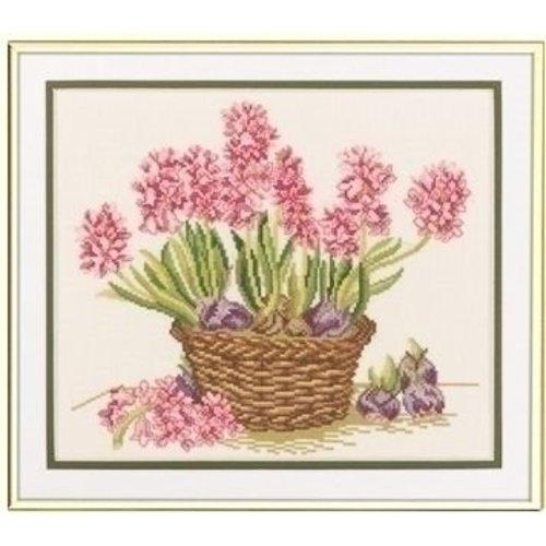 Eva Rosenstand Eva Rosenstand borduurpakket Hyacinten 14-228
