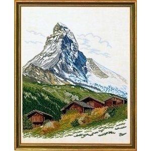 Eva Rosenstand Eva Rosenstand borduurpakket Matterhorn 12-913