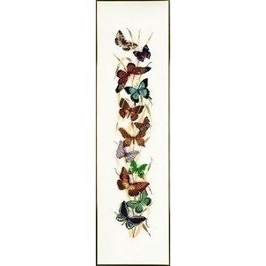Eva Rosenstand Eva Rosenstand borduurpakket vlinders 14 255