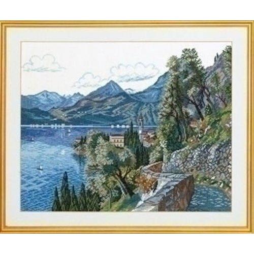 Eva Rosenstand Eva Rosenstand Italiaans landschap 12-760