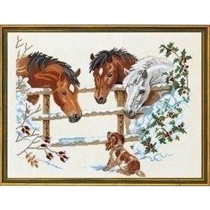 Eva Rosenstand Eva Rosenstand Paarden en pup 12-741