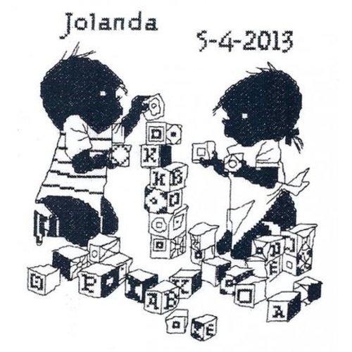 Jip en Janneke Jip en Janneke blokken 270 017