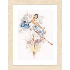 Lanarte Lanarte borduurpakket Ballerina 0156939