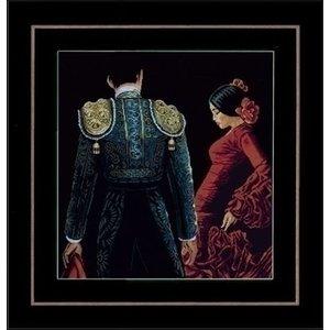 Lanarte Lanarte borduurpakket Dansen en passie 0150003