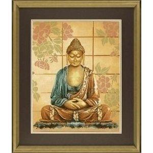 Lanarte Lanarte borduurpakket Boeddha 0008040